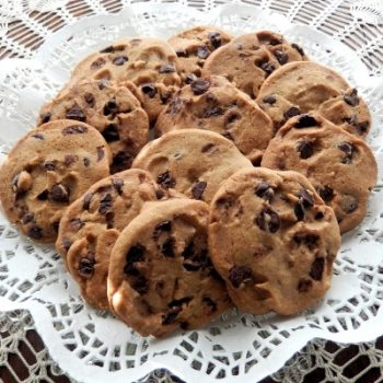 vegan chocolate chip cookie recipe