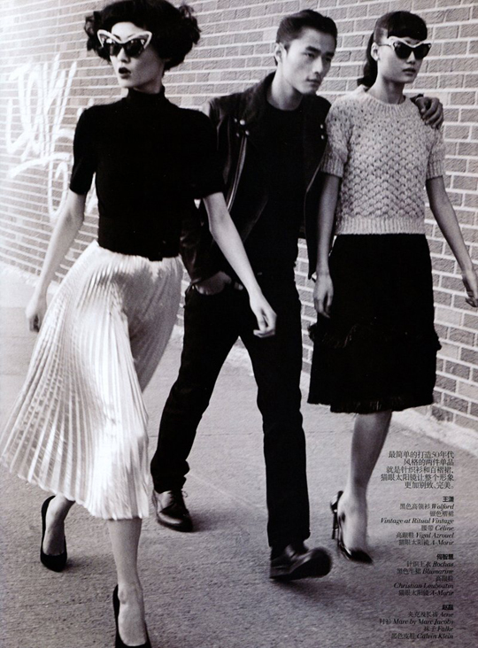 Modern jive dress - Greaser Girls And Teddy Boys Getting The 50s Look