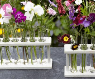 Alternative flower arrangements