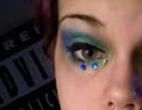 Aqua fairie makeup tips - makeup video tutorial