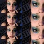 aqua fairy mermaid makeup tutorial
