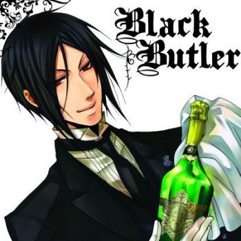 Black Butler Manga