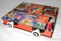 how to turn a book into a jewelry box - indie arts and crafts ideas