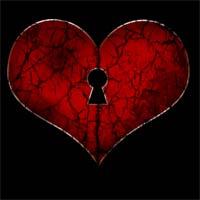 Gothic Broken Heart Drawings