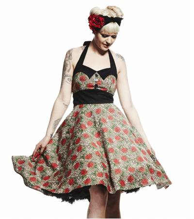 charlie hell bunny dress