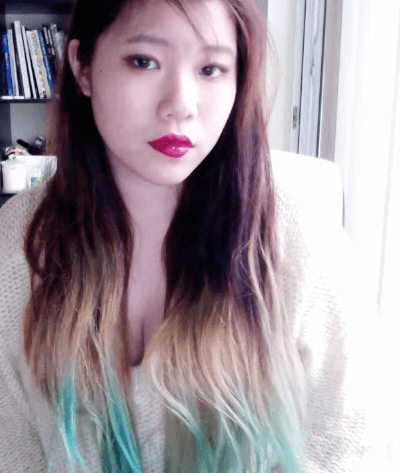 Turquoise ombre in 2019  Turquoise hair Dip dye hair