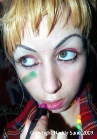 Electro makeup tips - makeup tutorial