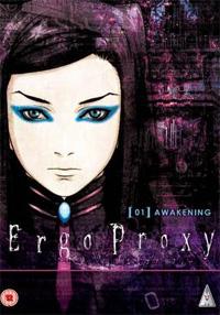 Ergo Proxy anime - the major's rave