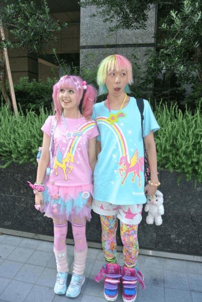 Fairy Kei Japanese Fashion