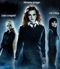 harry and hermione dating fanfic The smoke surrounded him, so the only thing harry and hermione could see was a big cloud, and when it cleared, it showed draco again well, almost draco a draco with.