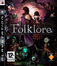 Folklore video game