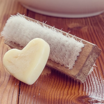 heart massage bar diy recipe