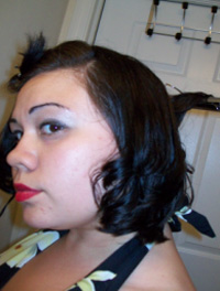 Marilyn Monroe hairstyles - soft curls