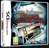 Women's Murder Mystery Club - Games of Passion for the Nintendo DS