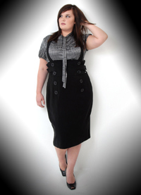 plus size dresses 30-32