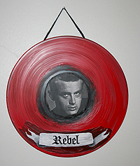 record art - indie arts and craft ideas