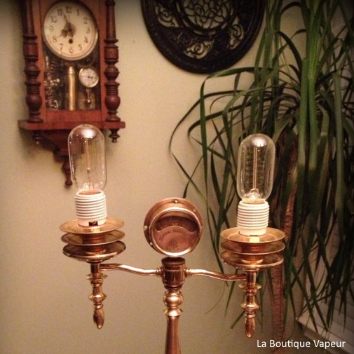 Steampunk dinner party ideas tips for recipes games and Steampunk home ideas