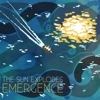 the-sun-explodes-emergence-album-cover