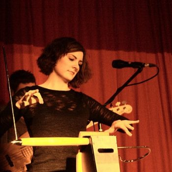 theremin played by carolina eyck