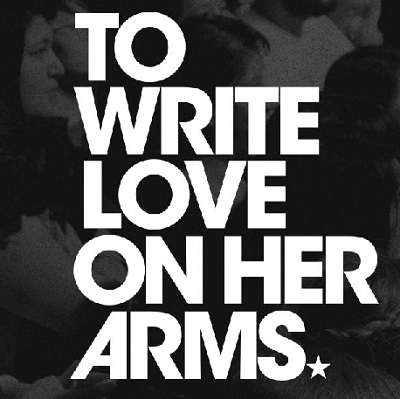To write love on her arms