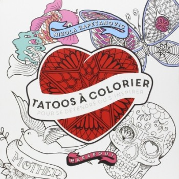 tatoos-a-colorier