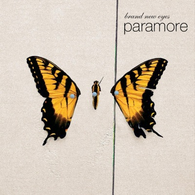 Brand New Eyes - Paramore review