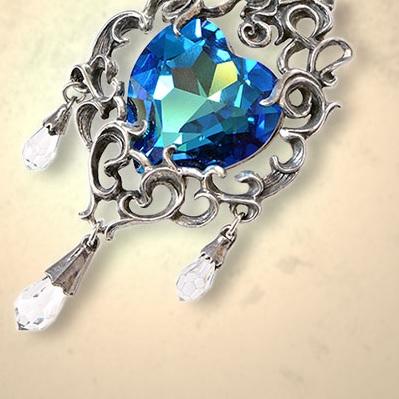 glittergoth alchemic gothic jewellery