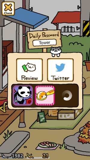 neko atsume how to buy fish
