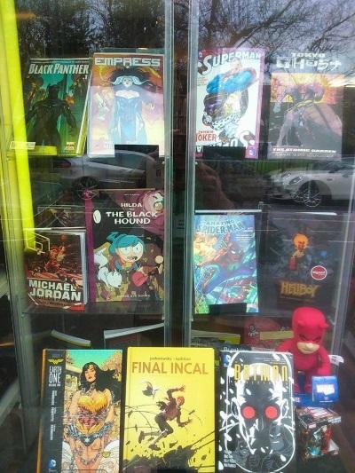 raygun east comic shop 2