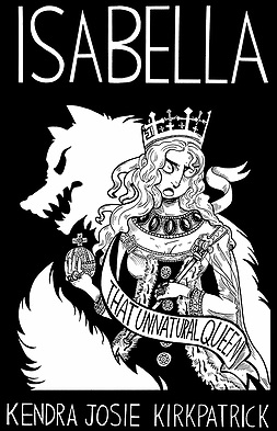 Kendra Josie Kirkpatrick comics Isabella