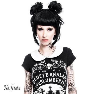 Nosferatu gothic clothing Killstar