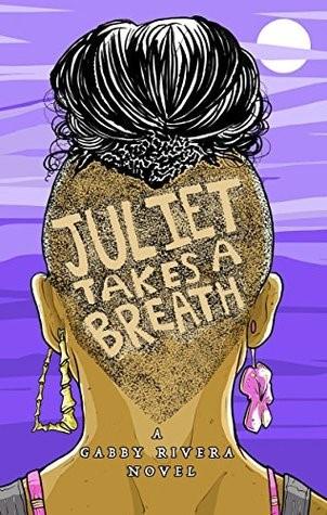 diversity YA juliet takes a breath