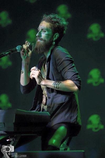 Luis Mojica live at Dragon Con