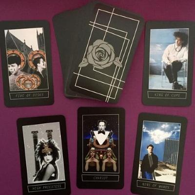 new wave tarot cards