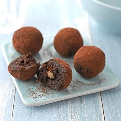 vegan truffles recipe