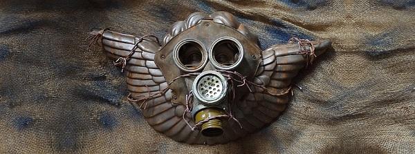Rad Roach Gear Postapo Mask