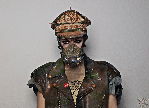 Rad Roach Gear Wasteland Outfit