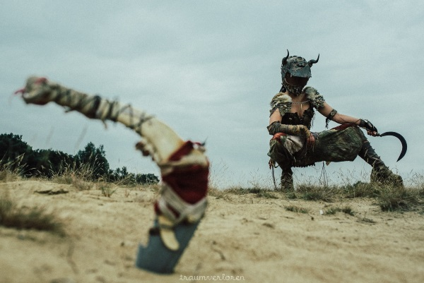 Rad Roach Gear wasteland warrior Traumverloren