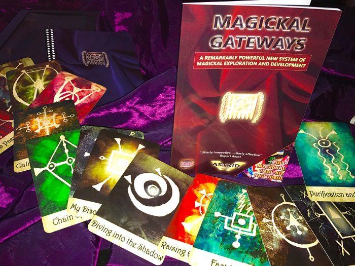 magickal gateway cards astrid