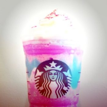 starbucks unicorn frappucino
