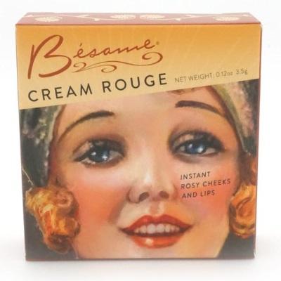 besame cream rouge