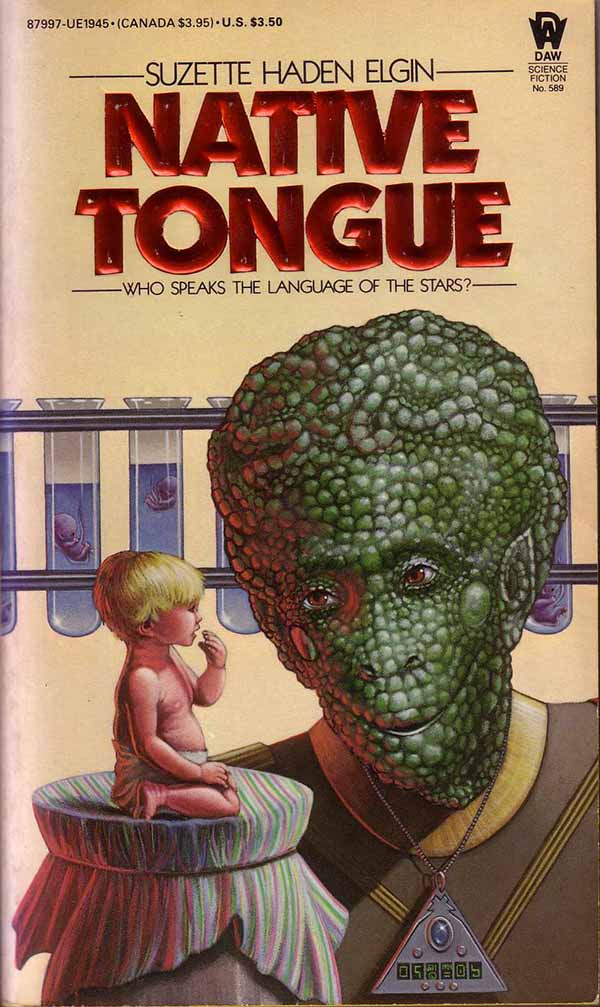 Native Tongue fiction