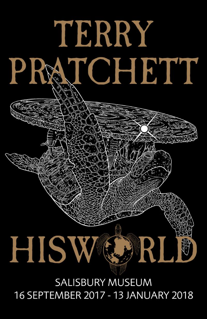 Terry Pratchett HisWorld Exhibition