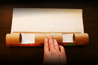 How to make your own diy christmas crackers indie crafts make your own christmas crackers solutioingenieria Images